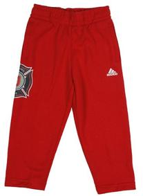 Chicago Fire MLS Toddler's Red Fleece Pant