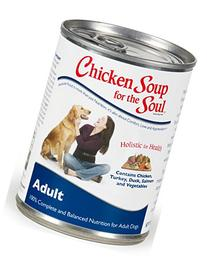 Chicken Soup for the Dog Lover's Soul Canned Food for Adult