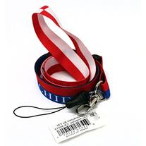 CHILE lanyard Key Strap I D Holder