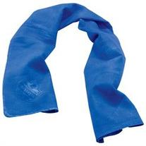 Ergodyne Chill-Its 6602 Evaporative Cooling Towel - Blue -