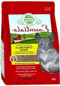 Oxbow Animal Health Chinchilla Deluxe Fortified Small Animal