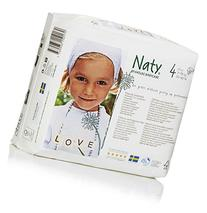 Naty by Nature Babycare Eco-Friendly Premium Disposable