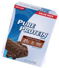 Pure Protein Chocolate Deluxe, 50 gram, 6 count