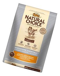 NATURAL CHOICE Senior Wholesome Essentials Chicken, Whole