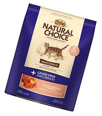 NATURAL CHOICE GRAIN FREE Adult Cat Salmon and Potato