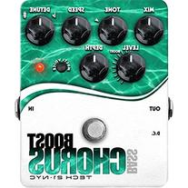 Tech 21 CHR-B Boost Chorus Bass Effect Pedal