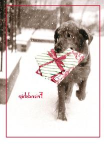 Avanti Christmas Cards, Friendship is the Best Gift of All,