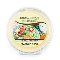 Yankee Candle Christmas Cookie Scenterpiece Easy MeltCup,