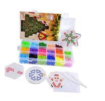 MJARTORIA Christmas Maze Activity Toy Multi Color Plastic