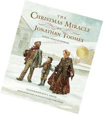 The Christmas Miracle of Jonathan Toomey with CD: Gift