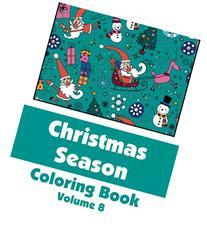 Christmas Season Coloring Book