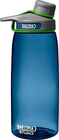 CamelBak Chute Water Bottle, Bluegrass, .75-Liter