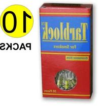 Tarblock Cigarette Filters 10 Pack