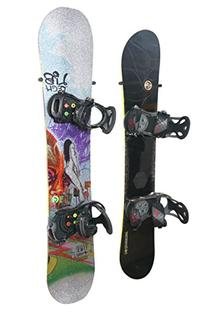 The Cinch - The Simple Snowboard Wall Mount - StoreYourBoard