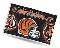 Cincinnati Bengals Banner Flag-Quantity Discounts Given-