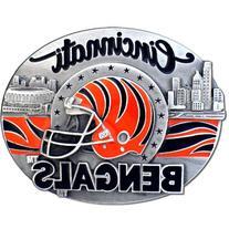 NFL Cincinnati Bengals Belt Buckle