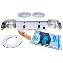 JMT Cirepil Double Wax Warmer Kit
