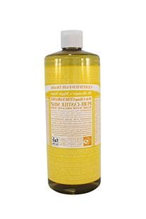 Dr Bronner's Citrus Castile Liquid Soap
