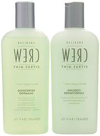 American Crew Citrus Mint Cooling 8.45 oz. Shampoo + 8.45 oz