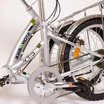 """Stowabike 20"""" Folding City V3 Compact Foldable Bike – 6"""