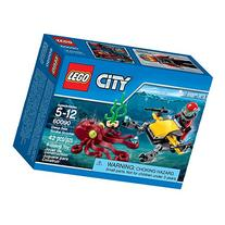 LEGO City Deep Sea Scuba Scooter 60090 Regoshiti deep sea