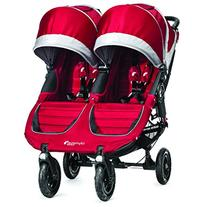 Baby Jogger 2014 City Mini GT Double Stroller, Crimson/Gray