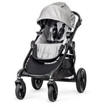 Baby Jogger City Select Black Frame Single Child Stroller