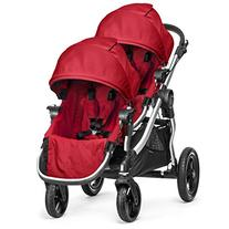Baby Jogger City Select Double Stroller with Second Seat,