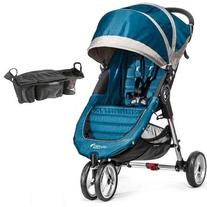 Baby Jogger - City Mini Single Stroller with Parent Console