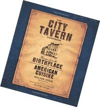 The City Tavern Cookbook: Recipes from the Birthplace of