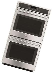 """CK7500SHSS 27"""" Double Electric Wall Oven with Glass Touch"""