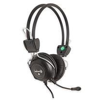 Connectland Multimedia Stereo Adjustable Headset with Boom
