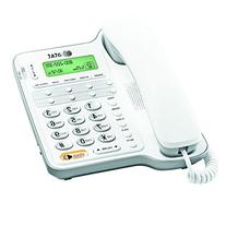 AT&T CL2909 Corded Phone with Speakerphone and Caller ID/