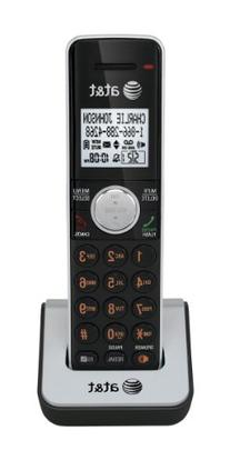AT&T CL80111 DECT 6.0 Cordless Accessory Handset Phone,