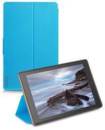 Incipio Clarion Folio Fire HD 10 Case , Cyan Blue