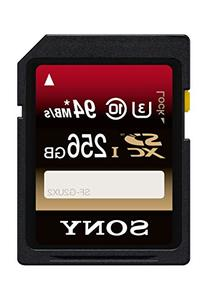 Sony 8GB Class 10 UHS-1 SDHC up to 94MB/s Memory Card