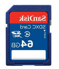 SanDisk 64GB Class 4 SDXC Flash Memory Card, Frustration-