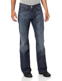 7 For All Mankind Men's Classic Bootcut Jean in New York