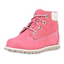 Big Kids Timberland 6 In. Classic Premium Boots  US, Pink/