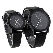 Fashion Classic Couple Watches SINOBI Mens Womens Leather