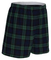 Boxercraft Adult Classic Flannel Boxers L Blackwatch
