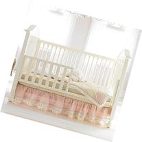Kathy Ireland Classic Guardrail in Sweet Cream - Princess