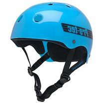 PROTEC Original Classic Skate Helmet, Blue Retro, X-Large