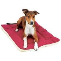 Classic Sleep-ezz Pet Bed - Fabric: Burgundy, Size: X-Small
