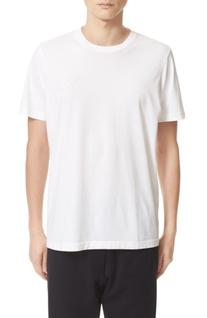Men's Y-3 Classic T-Shirt, Size Large - White