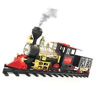 MOTA Classic Toy Train with Real Smoke - Signature Lights