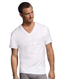 Hanes Men's Classics V-Neck T-Shirt Value Pack