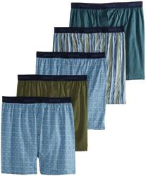 Hanes Men's Classics Woven Boxer - Colors May Vary, Assorted