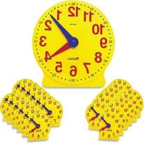 LRNLER2102 - Learning Resources LER2102 Classroom Clock Kit