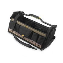 CLC 1579 27 Pocket 20-Inch Open-Top Softsided Tool Box